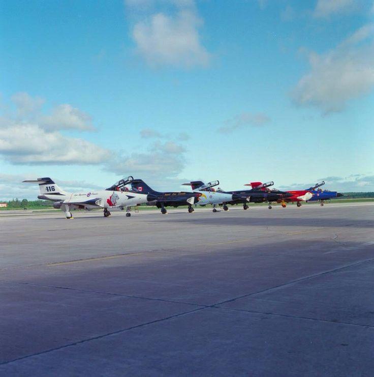 CF-101's