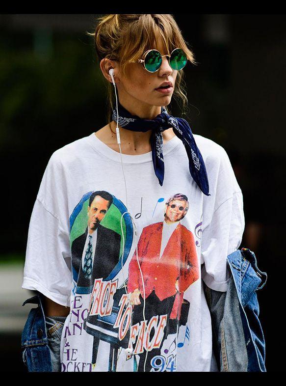 Voici le palmarès des plus beaux street styles repérés aux semaines de mode des défilés prêt-à-porter printemps 2017.