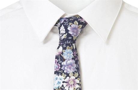 Topman Floral Tie £10 at Bullring