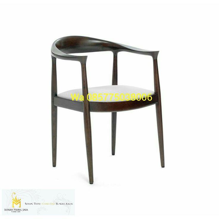 Kursi cafe kayu Jati - Jual kursi cafe harga Murah bahan kayu Jati Solid terbaik langsung dari pengrajin mebel di kota jepara
