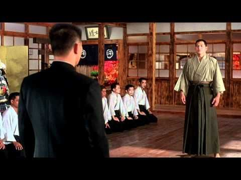 Jet Li's Fist of Legend (1994) Jet Li vs Billy Chow Entire Last Scene And Last Fight - YouTube