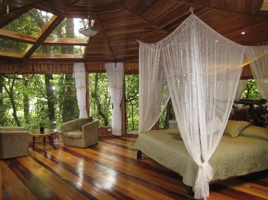 Glade Treehouse, Monteverde Hotel, Costa Rica By Egle Tebe