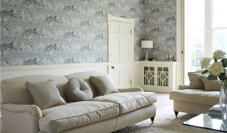 View. Paste On Fabric Wall Coverings | Prestigious Textiles