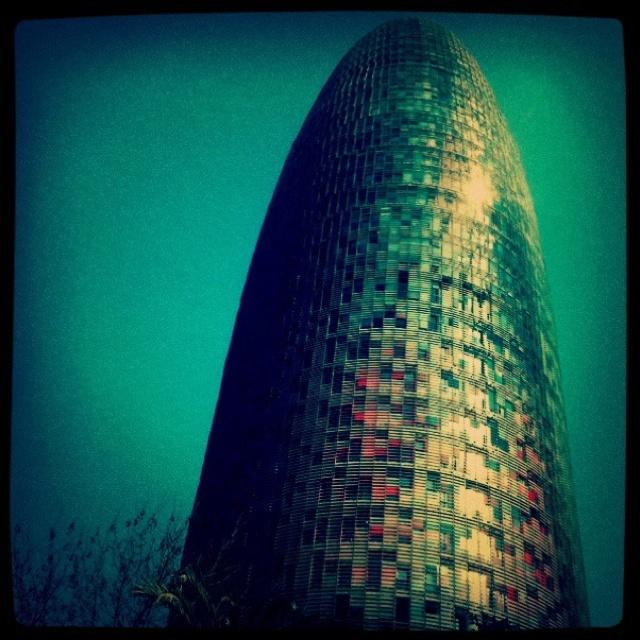 Beautiful Torre Agbar