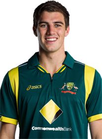 Pat Cummins    Role: Bowler    Bats: Right Hand Bat    Bowls: RF    Date of Birth: 08 May 1993    Having burst onto the scene as a 17-year-old in 2010-11, Pat Cummins was quickly identified as a future star and became the youngest player ever to earn a central contract with Cricket Australia.