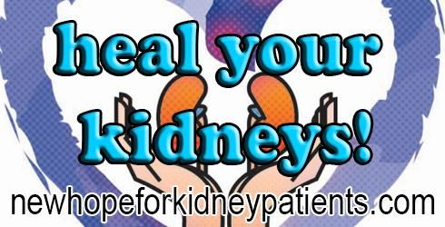 Kidney Disese: the holistic treatment that is already saving lives