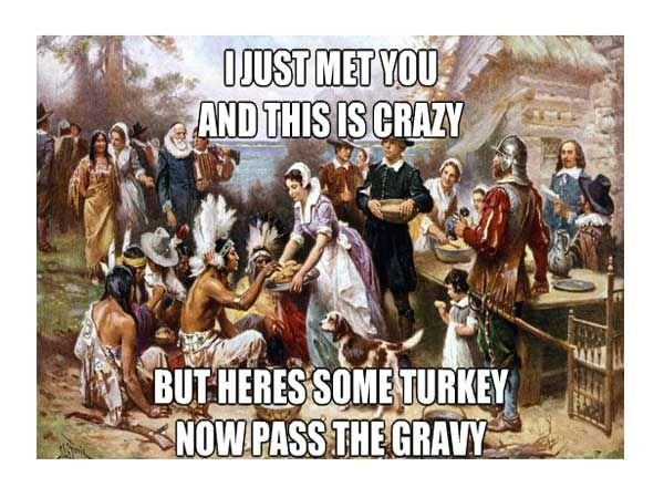50 hilarious Thanksgiving memes that perfectly sum up the ...