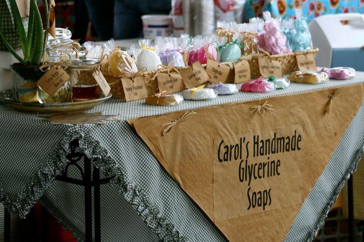 Homemade soap for sale - www.visitwilliamson.com
