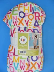 Great Circo Hooded Bath Towel Alphabets Personal Care