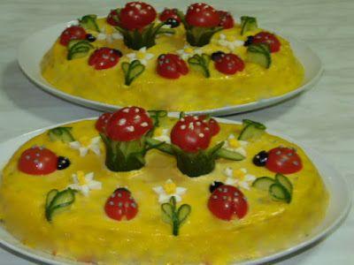 Rozi erdélyi,székely konyhája: Francia saláta