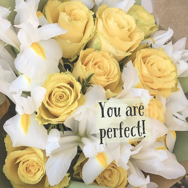 #YouArePerfect #EnjoyingLife #Floral #Spring #DifioriVirág #difiori #SayItWithFlowers