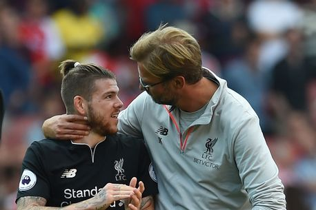 Moreno set to be replaced in #LFC team but not by a new sgning