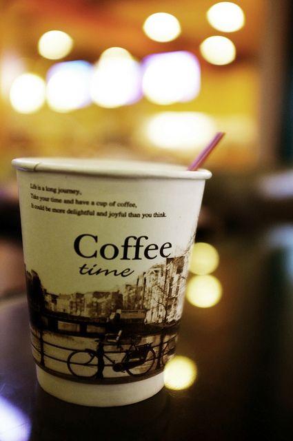 Coffee Time with Nespresso by Daniel Y. Go, via Flickr