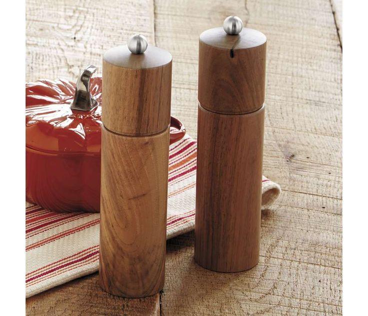 peugeot chatel salt mill and pepper mill walnut exclusive design pinterest milling