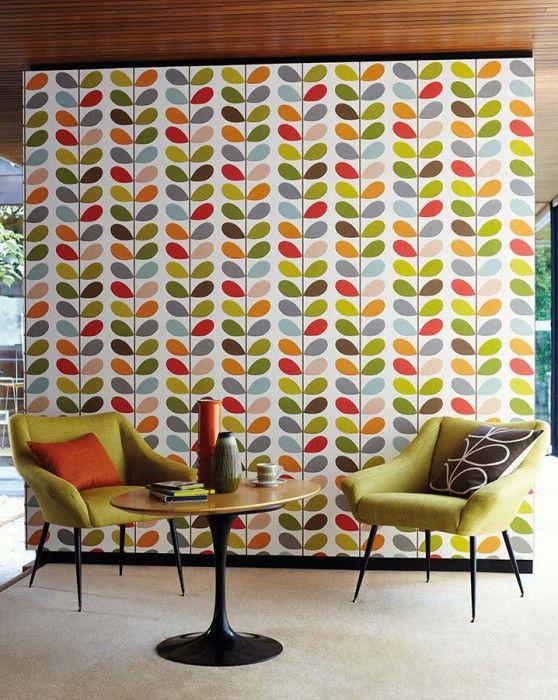 Les 25 meilleures id es concernant papier peint rustique sur pinterest plan - Papier peint sixties ...