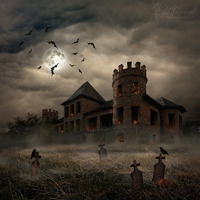 99 best haunted houses images on pinterest abandoned for Stay in a haunted castle in scotland