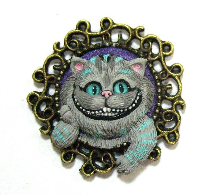 Cheshire Cat by RustleZver.deviantart.com on @deviantART