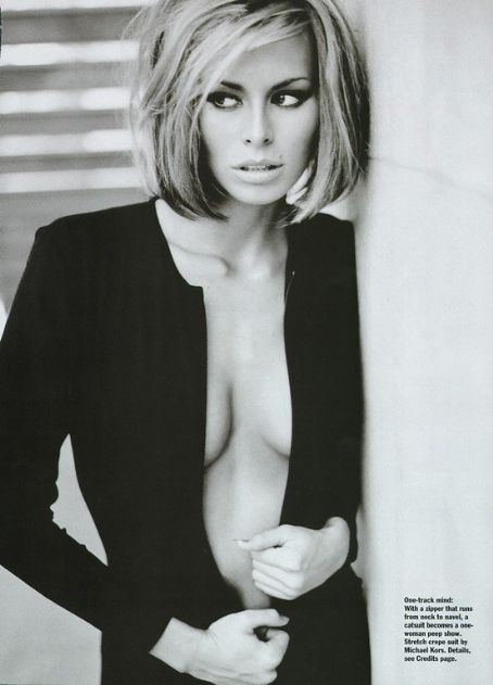 Niki Taylor... always thought she was such an iconic beauty