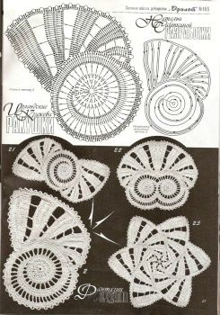 Very cool! One can figure the pattern out by studying the picture! These shapes are most rare!
