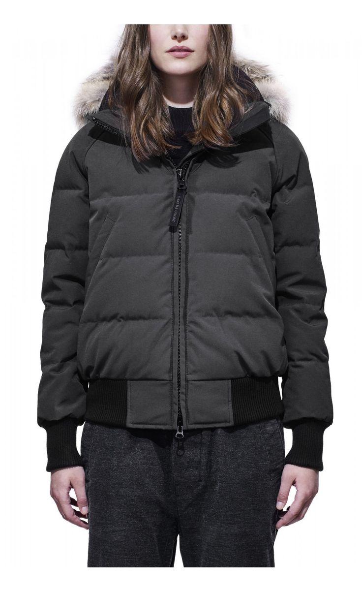 Canada Goose Cannington Parka Graphite Women - Canada Goose #canadagoose #parka #jacket #fashion