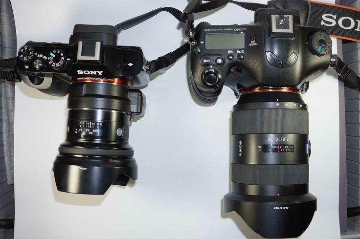 A7 + Minolta 20mm