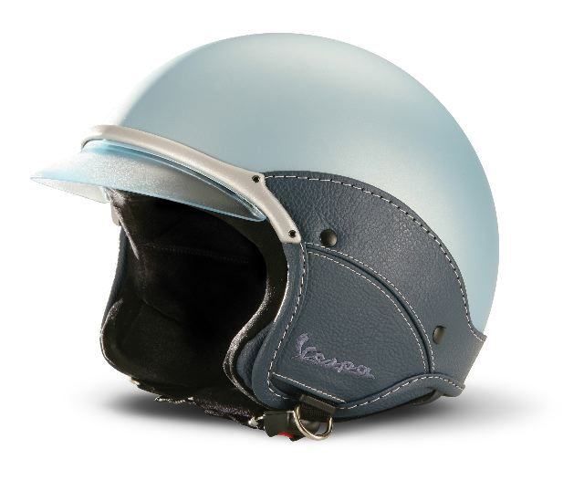 Get your hands on a Vespa Soft Touch helmet by visiting www.vespa.co.za.
