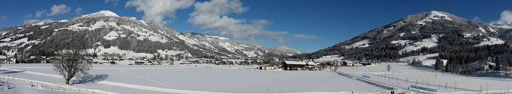Blick von der Windau Lodge #Westendorf #Tirol #Austria #Ski #Wellness #Luxe #ApartHotel #Hotel #Appartements