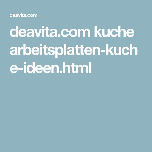 Deavita.com Kuche Arbeitsplatten Kuche Ideen.html