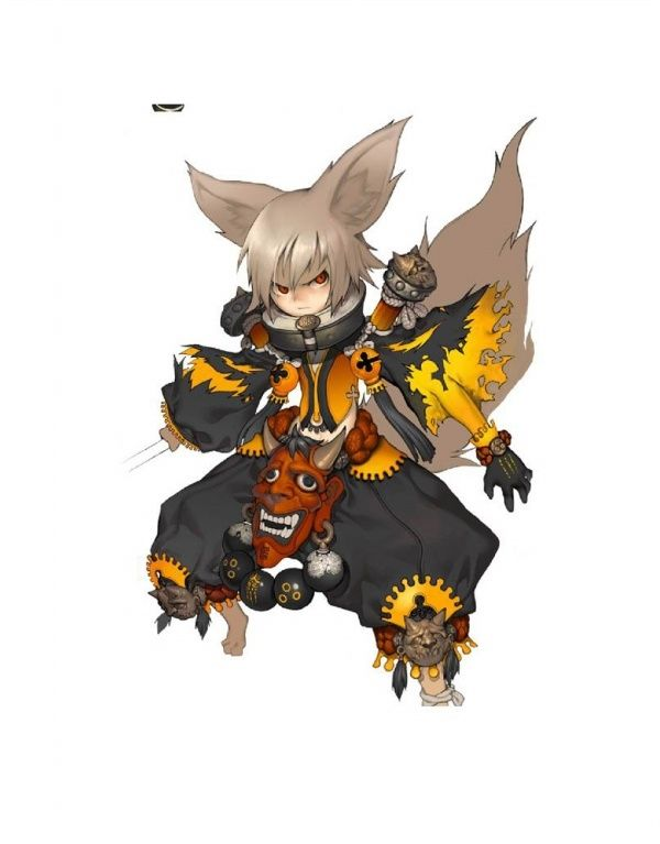 Blade and Soul - Concept Art Collection - Blade and Soul Fansite - Feature…