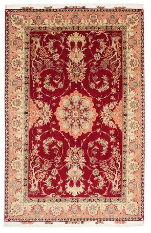 Tabriz 50 Raj silkillä-matto 195x300