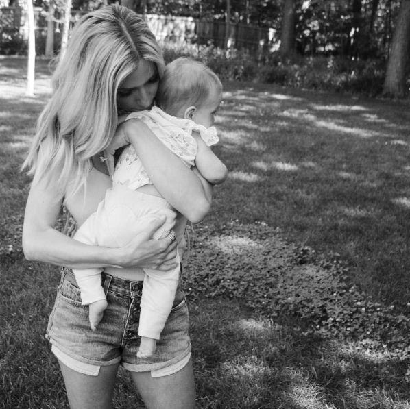 "Kristin Cavallari: ""My Entire World"" - http://site.celebritybabyscoop.com/cbs/2016/06/28/kristin-cavallari-entire-world #Babygirl, #KristinCavallari, #SaylorCutler, #TheHills"