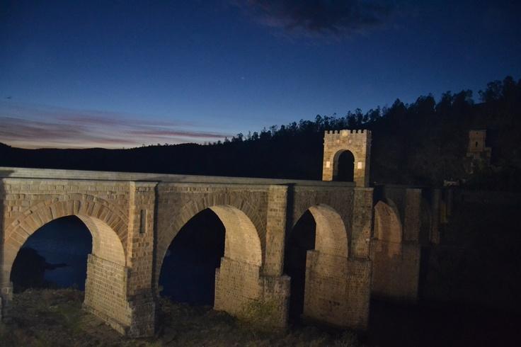"""500px / Photo """"Puente de Alcantara"""" by Alfonso Gajardo"""