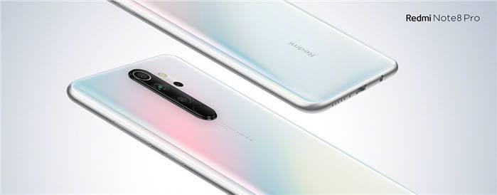 Xiaomi Redmi Note 8 Pro 6gb Ram 128gb Rom Xiaomi Smartphone Buy Smartphone