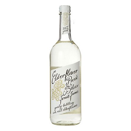Elderflower Presse-non alcoholic bubbly for those who can not drink this holiday or who want to mix into vodka.. you choose!