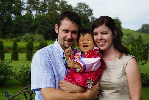Korean Adoptive family- Kid World Citizen - Celebrating Korean Children's Day!