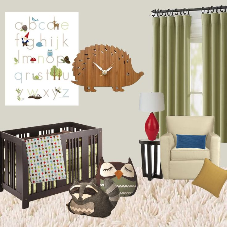 1000+ Ideas About Woodland Creatures Nursery On Pinterest