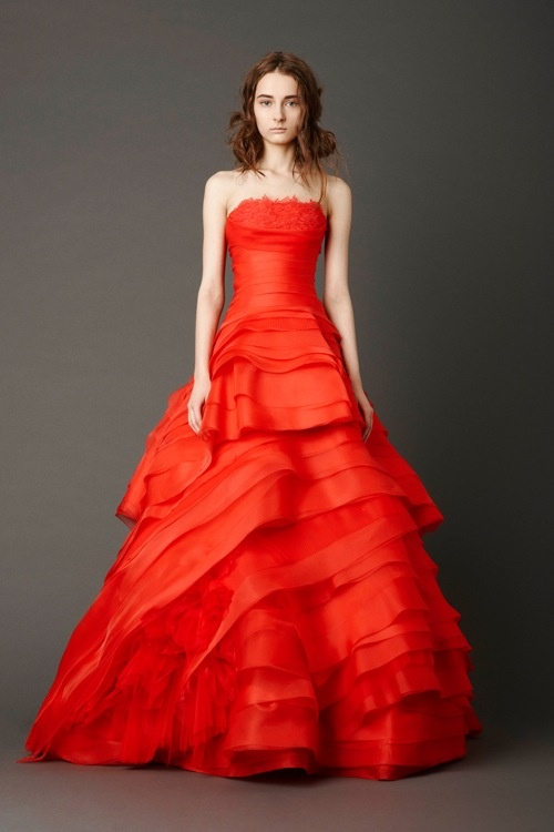 vera wang 2013 bridal collection
