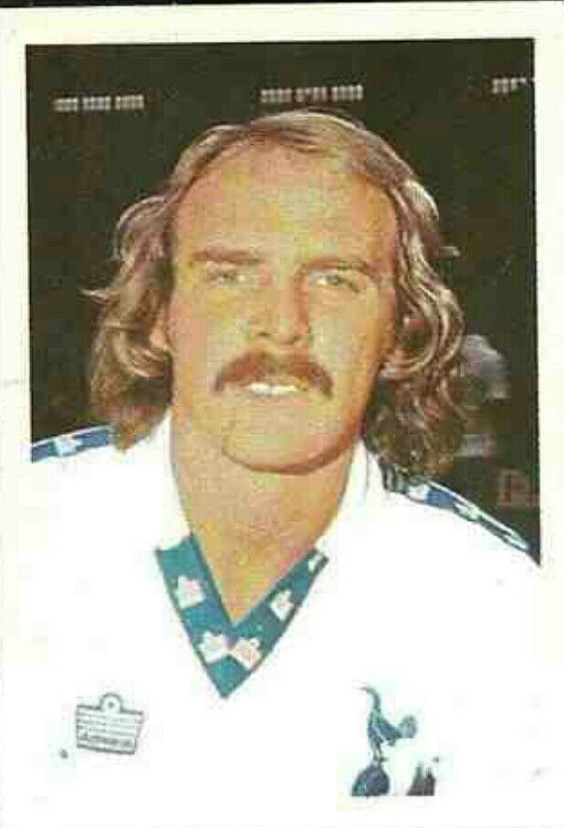 Terry Yorath of Tottenham Hotspur in 1979.
