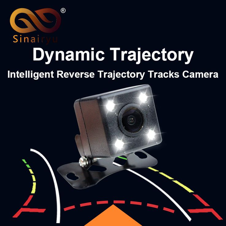 Intelligent Dynamic Trajectory Tracks Reverse Backup Camera HD CCD Rear View Camera Auto Reversing Parking Assistance. Yesterday's price: US $48.99 (40.05 EUR). Today's price: US $19.60 (16.01 EUR). Discount: 60%.