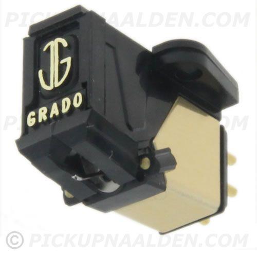 Grado Prestige Gold1 MM pickup element, zie: http://www.pickupnaalden.com/element_detail.asp?M=Grado_GRADO-PRESTIGE-GOLD+1_6924_3591