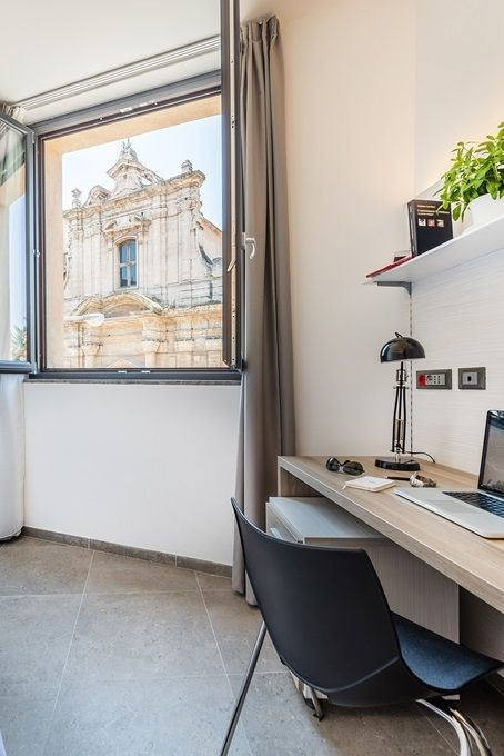 Smart hospitality opens its doors in Palermo. Camplus Living hotels for professionals, students, travelers alike! Learn more at www. camplusliving.it