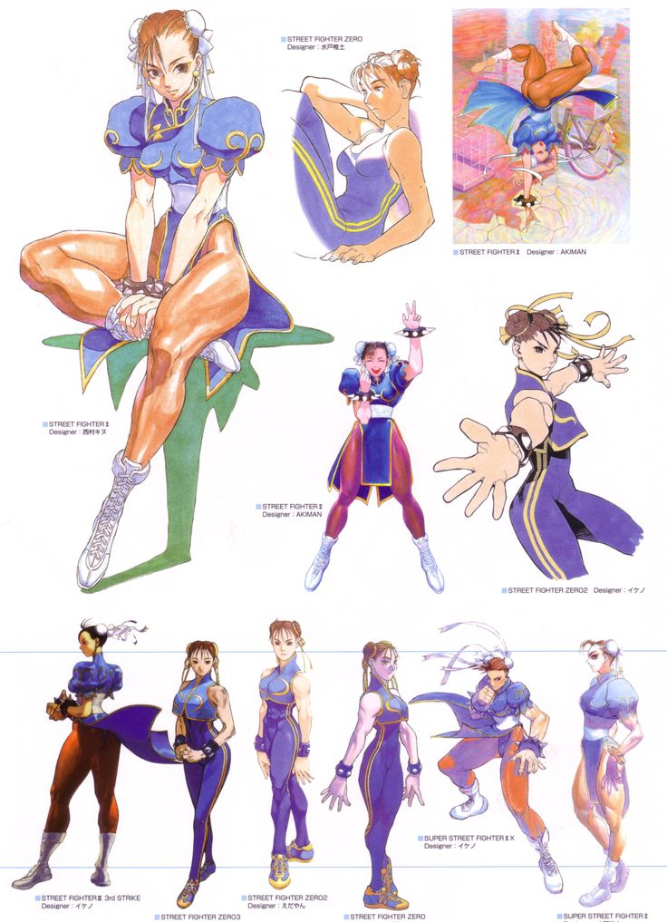 Character Design Books Download : Best images about chun li on pinterest street fighter