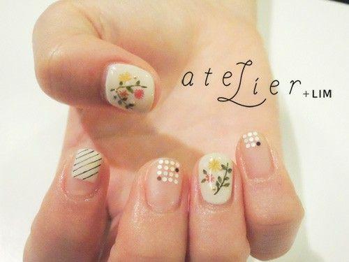 ZOZOPEOPLE   atelier+LIM - コト #nail #アトリエリム #japan