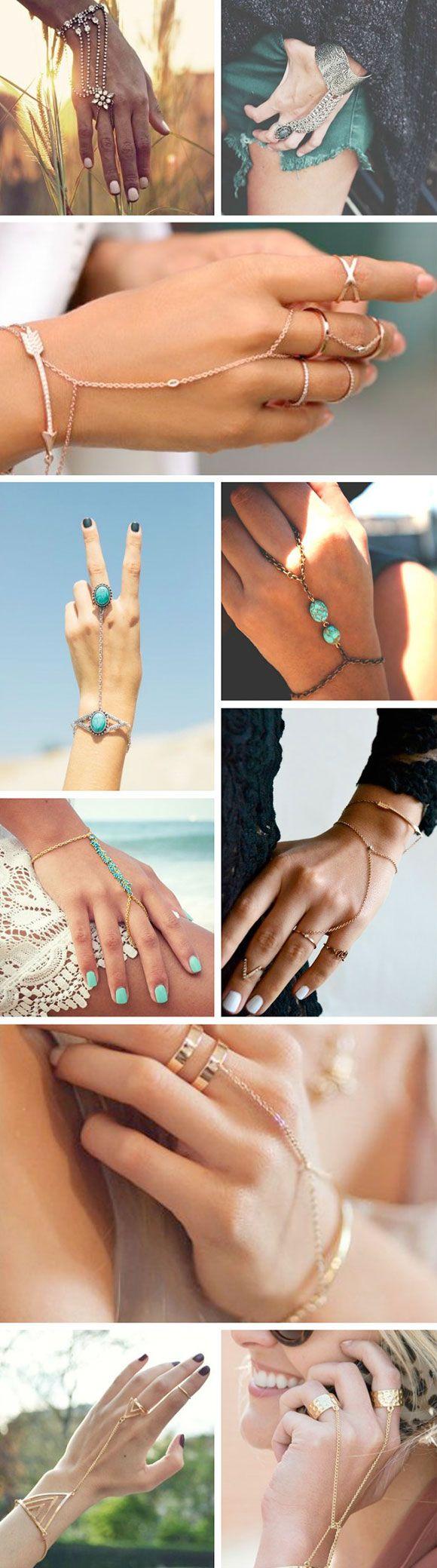 Trend: Hand Chain