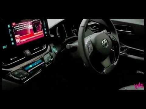 Up-to-Date 2017/2018 | New Toyota C-HR- - YouTube