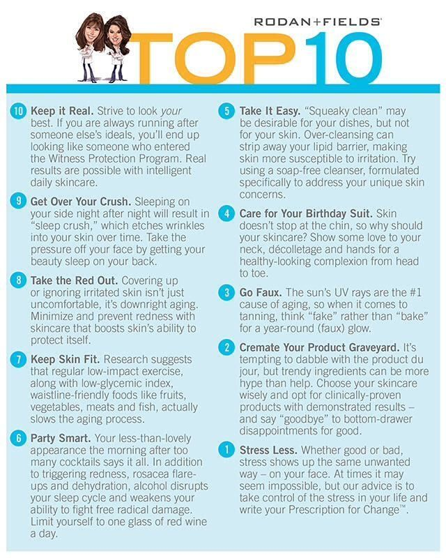 90 best Product recommendations--Rodan+Fields images on ...