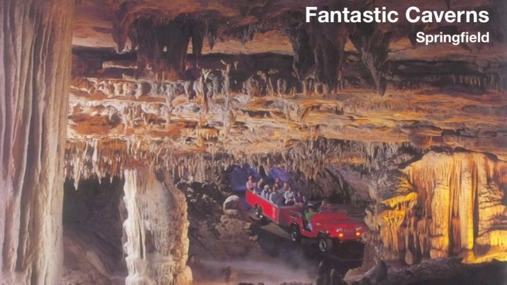 A site listing the Missouri caves open to the public -- Missouri Caves