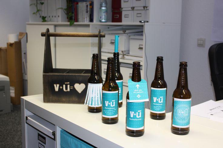 Interaktives Design/ Alle Flaschen