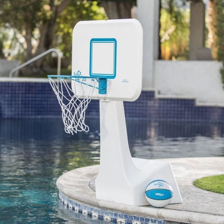 386 best great furniture and other finds images on - Basketball goal for swimming pool ...