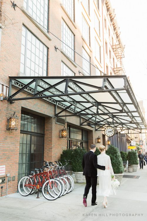 bowery hotel suite wedding - Google Search